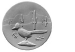 Roadrunner stepping stone mold